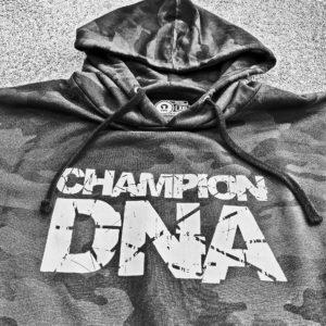 Champion DNA Black Camo Hoodie